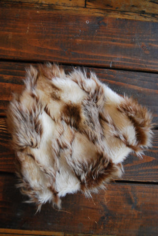 Faux Fur Hat [unisex]