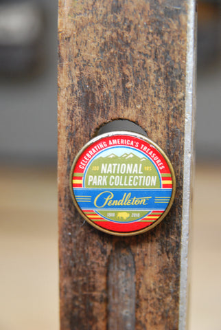 National Parks Pin