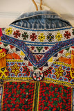 Beaded Jacket w Epaulettes [unisex]