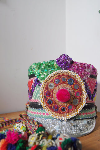 Sgt. Pepper Hat: Banjara Edition