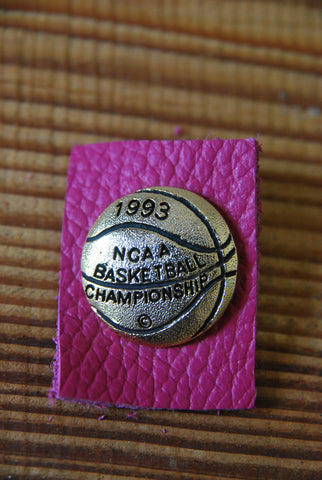 NCAA Basketball Pin
