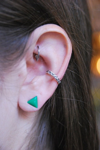 Braided Ear Cuff