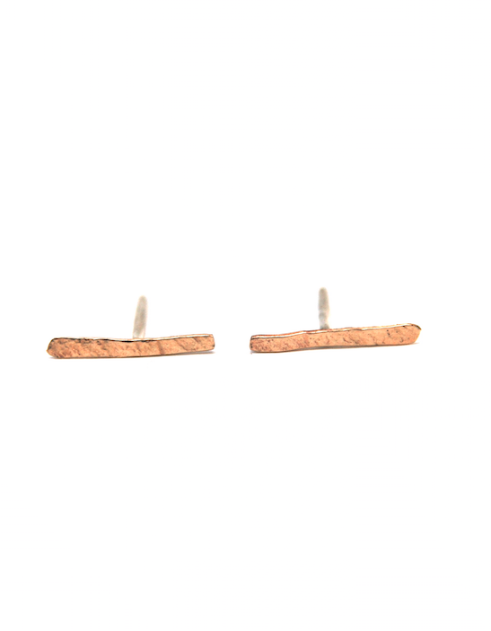 Hammered Bar Studs
