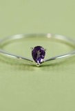 Delicate Drop Ring [more options]
