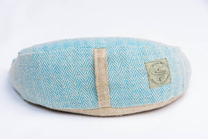 Meditation Pillow Lunar - blue