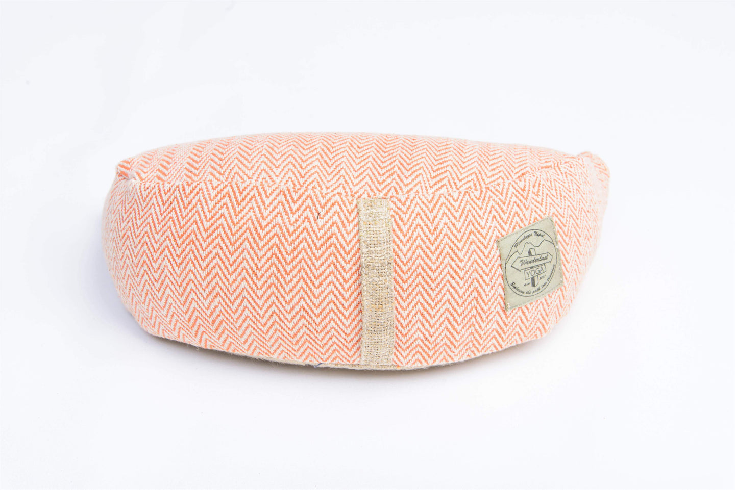 Meditation Pillow Lunar - orange