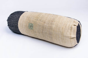 Yoga Bolster - BLACK