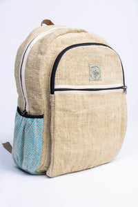 Wanderlust Backpack - blue