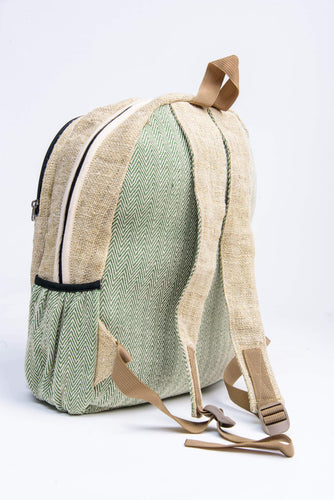Wanderlust Backpack - green