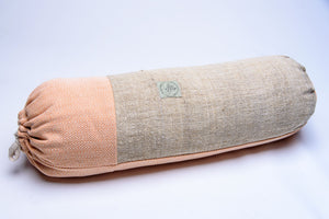 Yoga Bolster - ORANGE