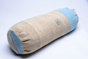 Yoga Bolster - BLUE