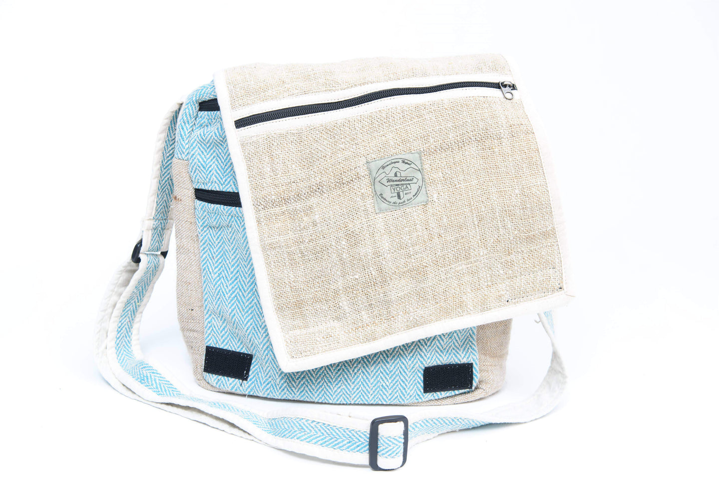 Wanderlust Bag - BLUE