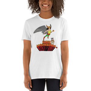 Marianne Williamson 2020! Super Progressives™ Short-Sleeve Unisex T-Shirt - Super Progressives