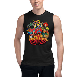 Super Progressives™ - Muscle Shirt Unisex - Super Progressives