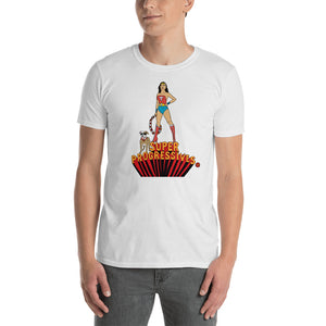 Tulsi Gabbard 2020! Super Progressives™ Short-Sleeve Unisex T-Shirt - Super Progressives