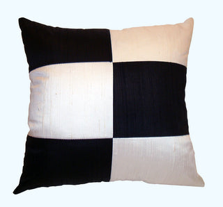 "Accent Throw Pillow  ""Six Squares"""