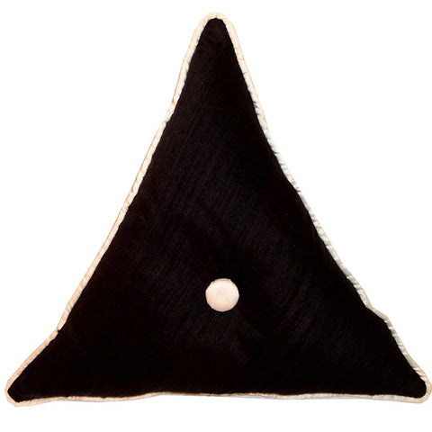 "Decorative Pillow ""Triangle # 13"""