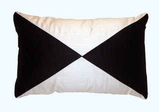 "Decorative pillow ""Bow Tie"""