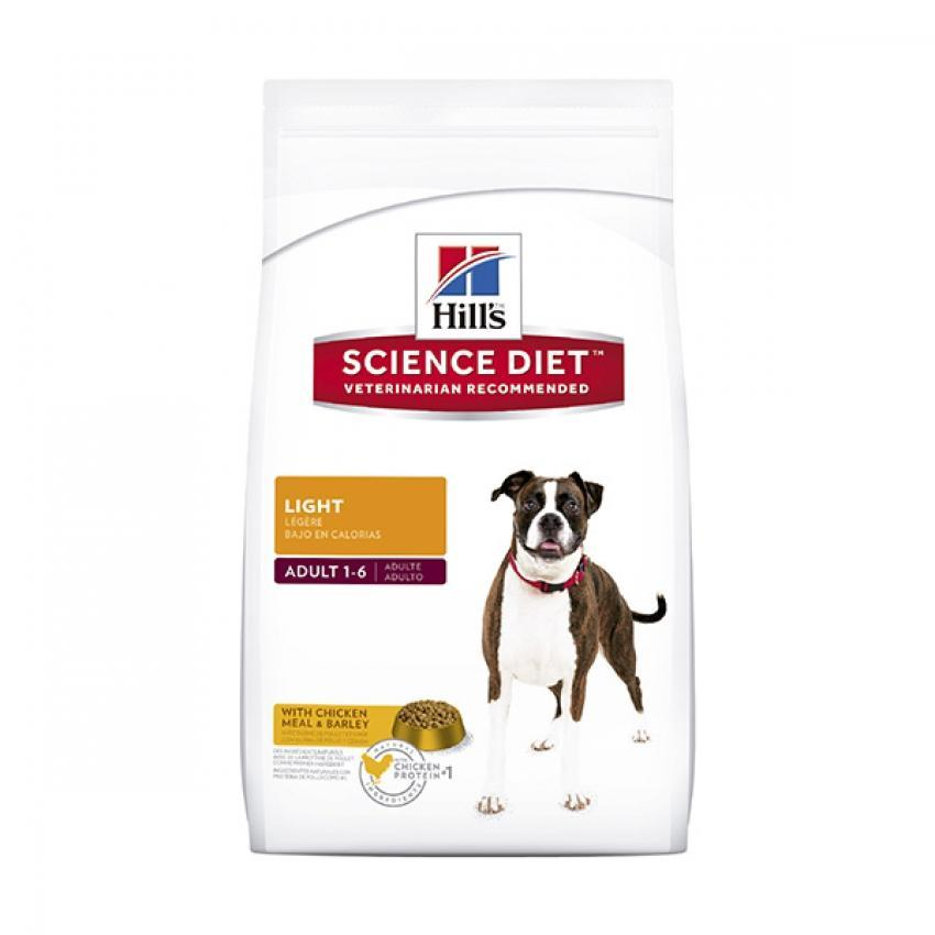 Hill's Science Diet Adult Light perro