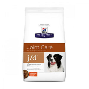 Hills Prescription Diet j/d perro