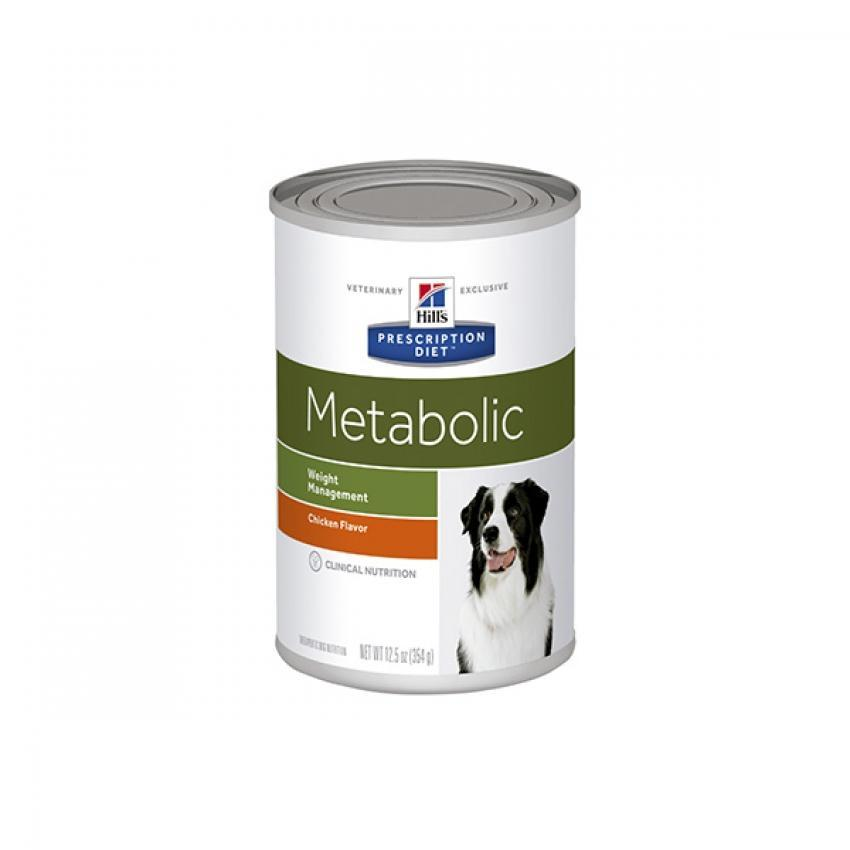 Hills Prescription Diet Metabolic lata perro