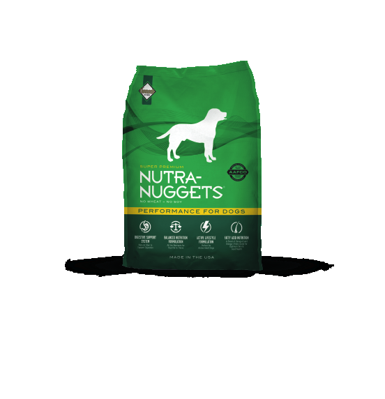 Nutra Nuggets Performance For Dogs