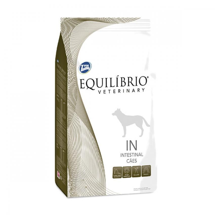 Equilíbrio Veterinary Intestinal perro