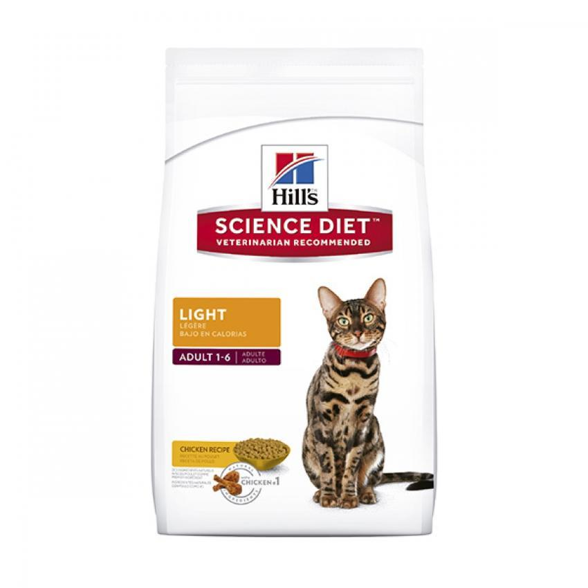 Hill's Science Diet Adult Light gato