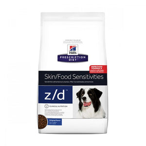 Hill's Prescription Diet z/d ULTRA ALLERGEN perro