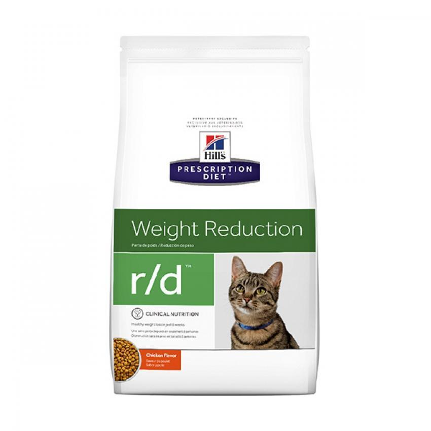 Hill's Prescription Diet r/d gato