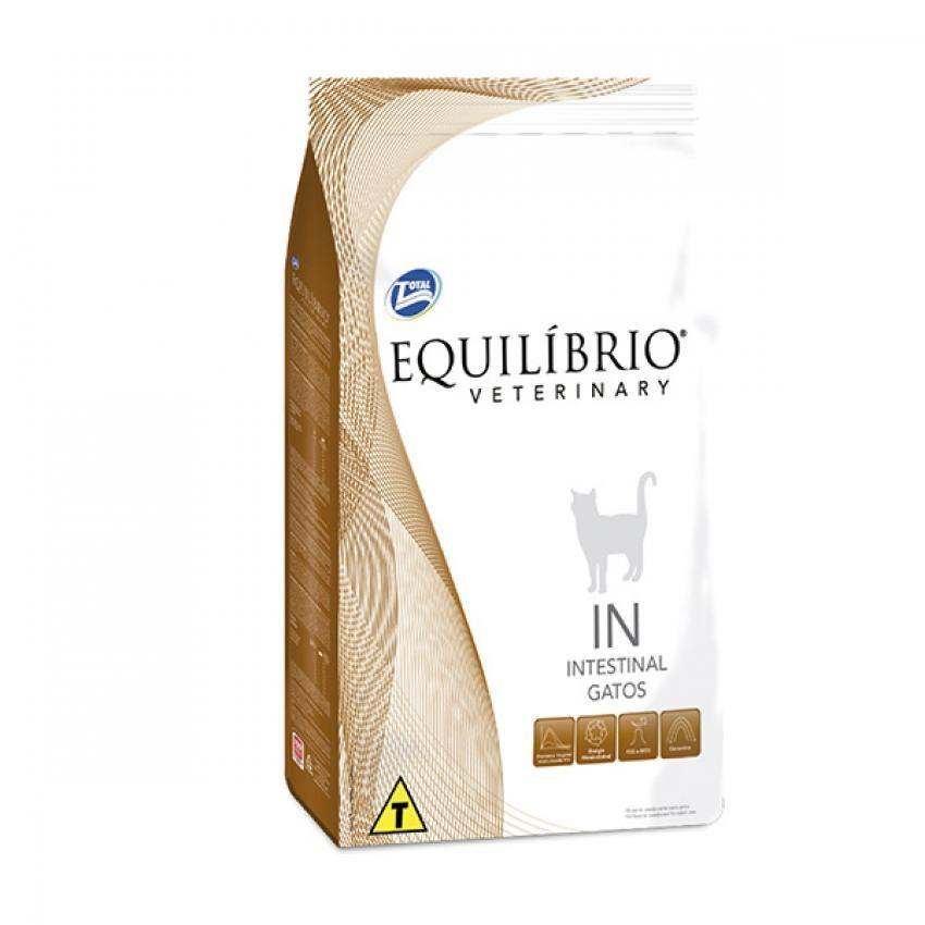 Equilíbrio Veterinary Intestinal gato