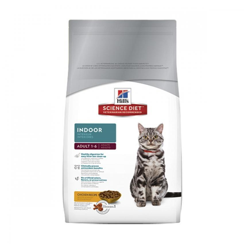 Hill's Science Diet Adult 11+ Indoor Age Defying gato