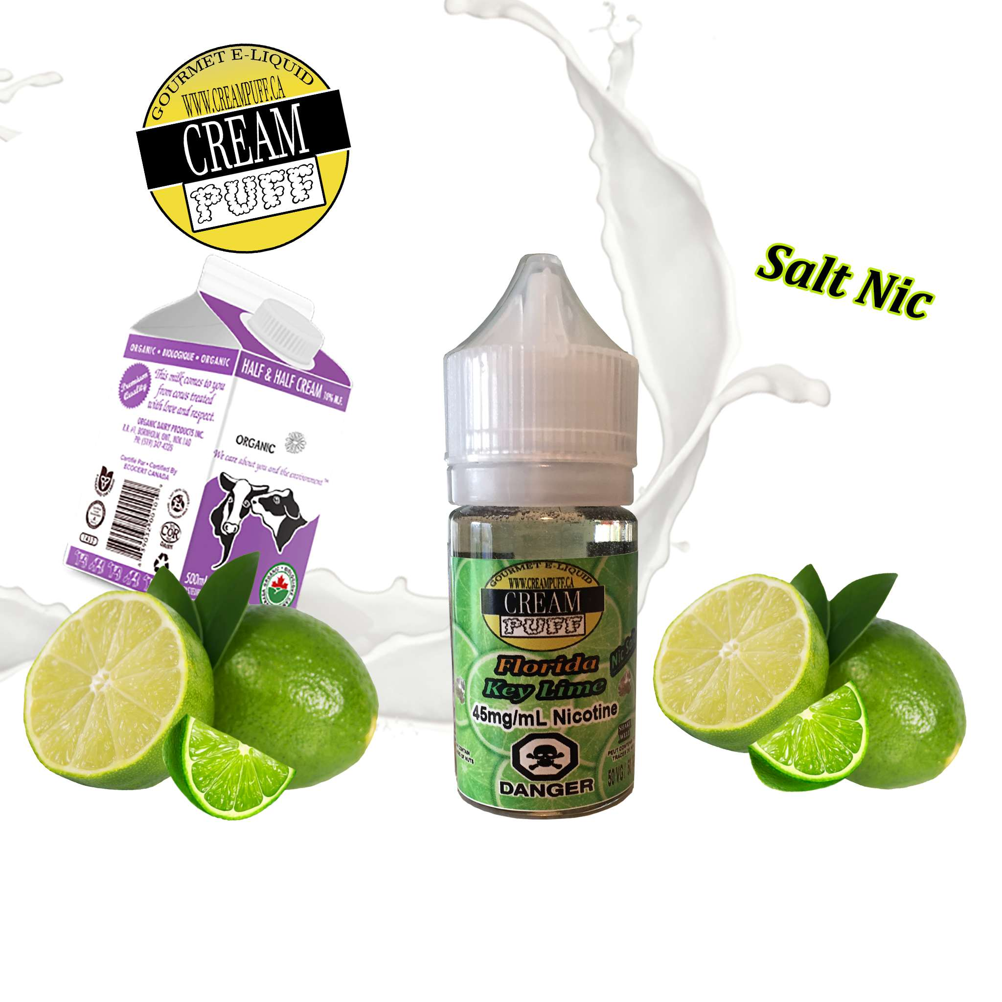 Florida Key Lime (Nicotine salts) 30mL