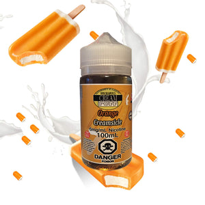 Orange Creamsicle 100mL