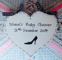 Load image into Gallery viewer, Baby shower sign