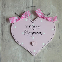 Load image into Gallery viewer, Playroom Playhouse sign