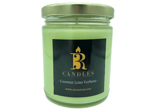 Coconut Lime Verbena - Candle