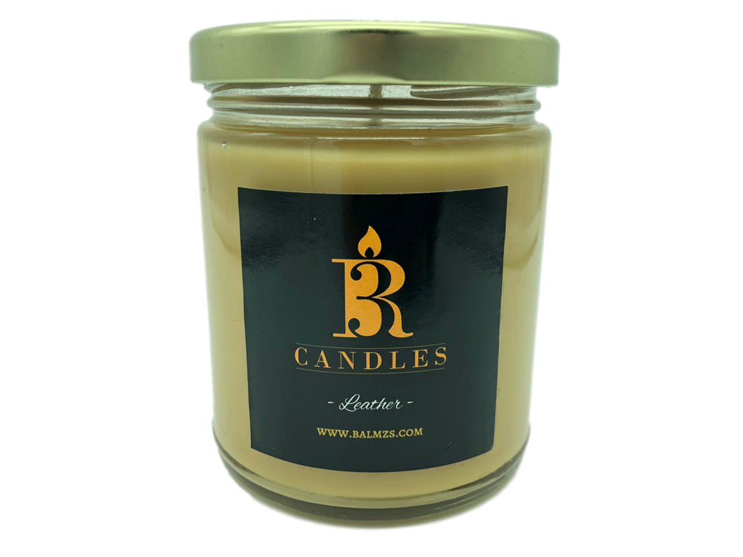 Leather - Candle