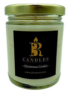 Christmas Cookie / Sugar Cookie - Candle