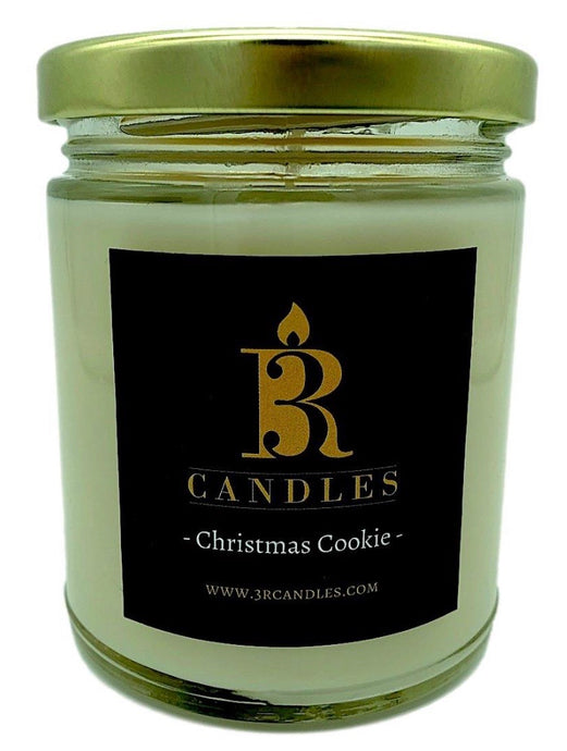 Sugar Cookie /  Christmas Cookie -  Candle