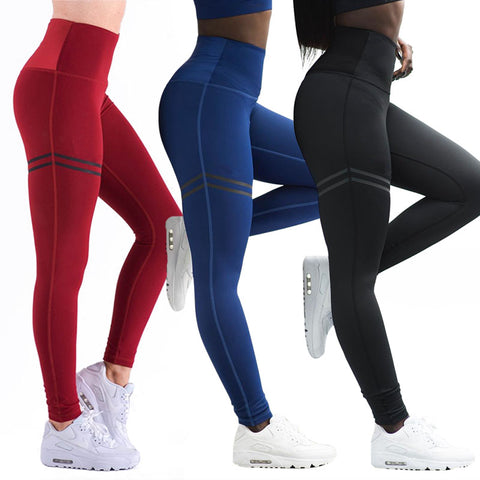 Women Sport Pants Sexy Push Up Gym Sport Leggings Women Running Tights Skinny Joggers Pants Compression Gym Pants