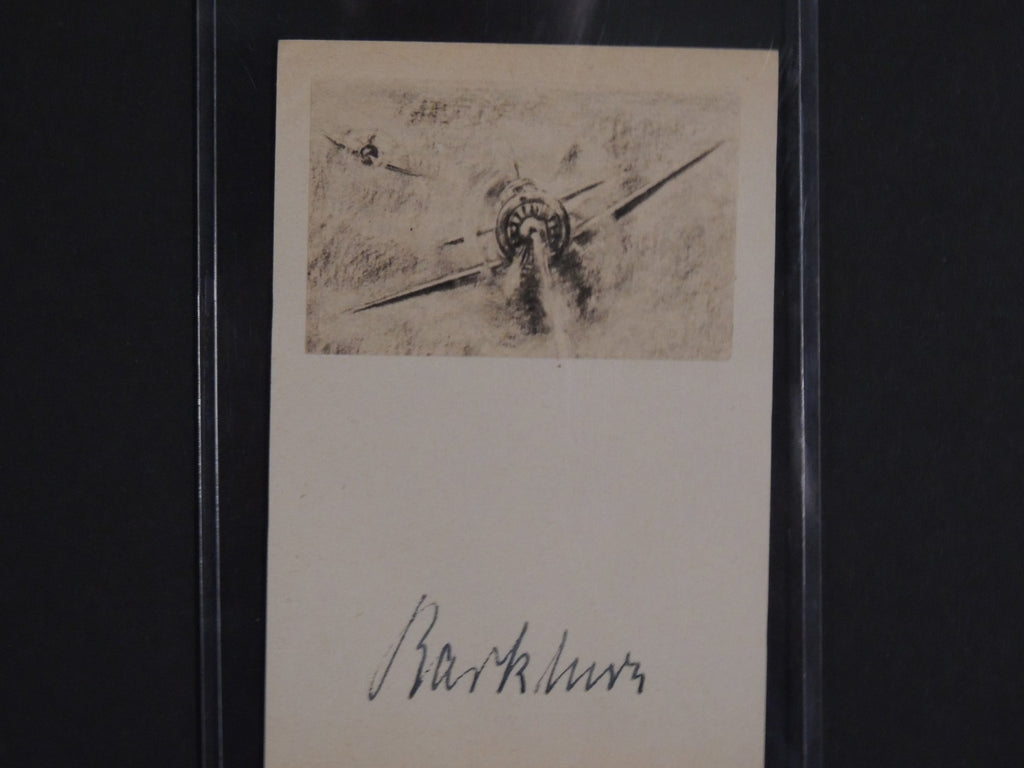 Horrido by Robert Taylor- Knights Cross Edition AP with original pencil drawing.