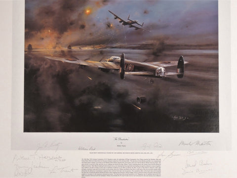 Dambusters by Robert Taylor - Bomber Command Meseum Appeal Edition