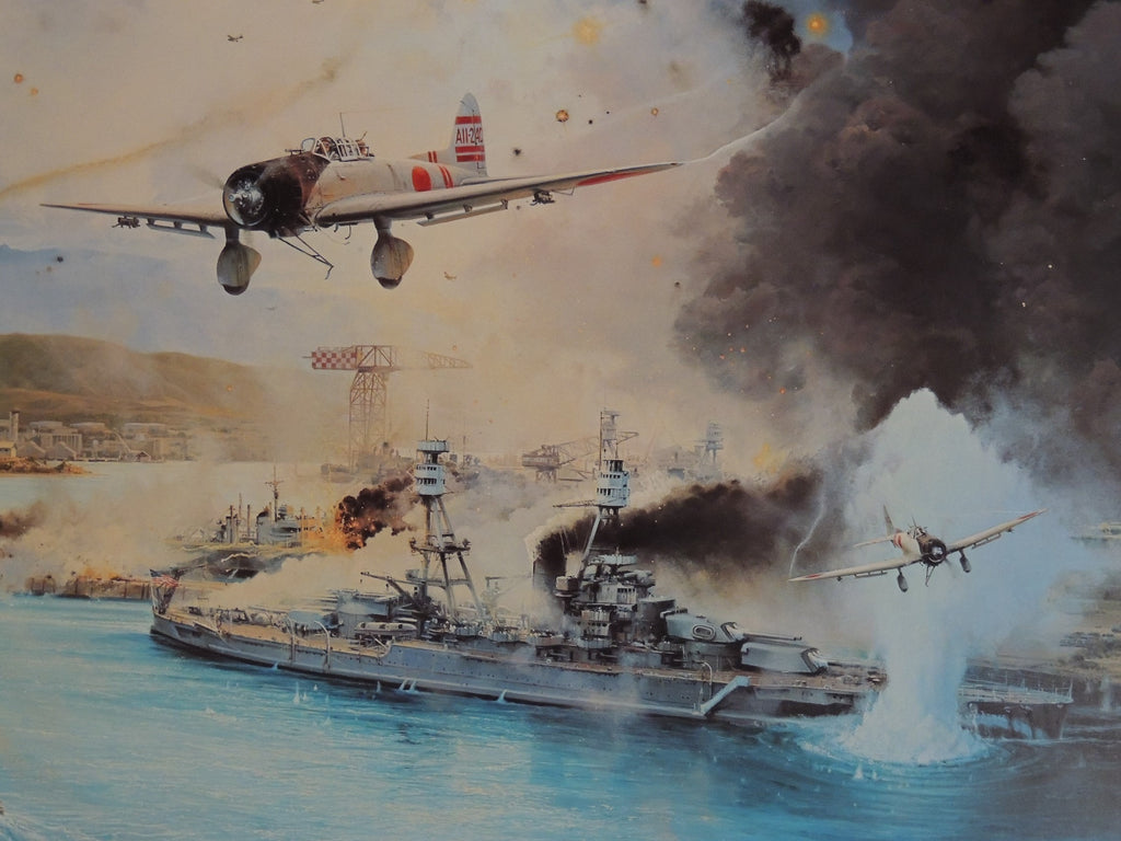 Remember Pearl Harbor by Robert Taylor