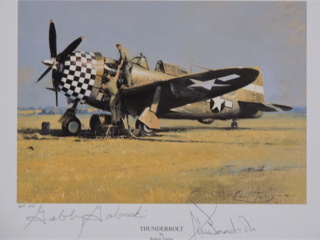 Mustangs On The Prowl by Robert Taylor - Remarqued # 12/25