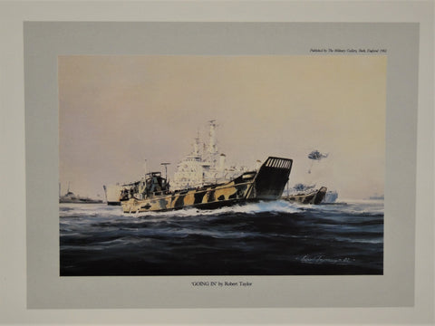 Falklands Set by Robert Taylor