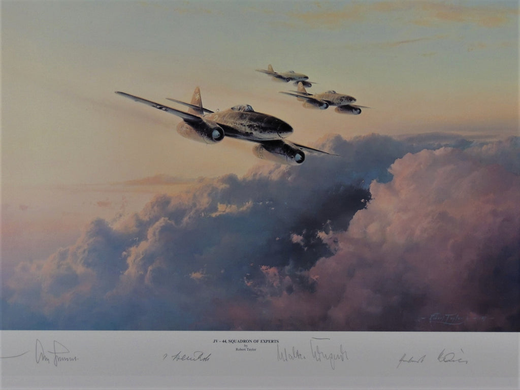 JV-44 Squadron of Experts by Robert Taylor