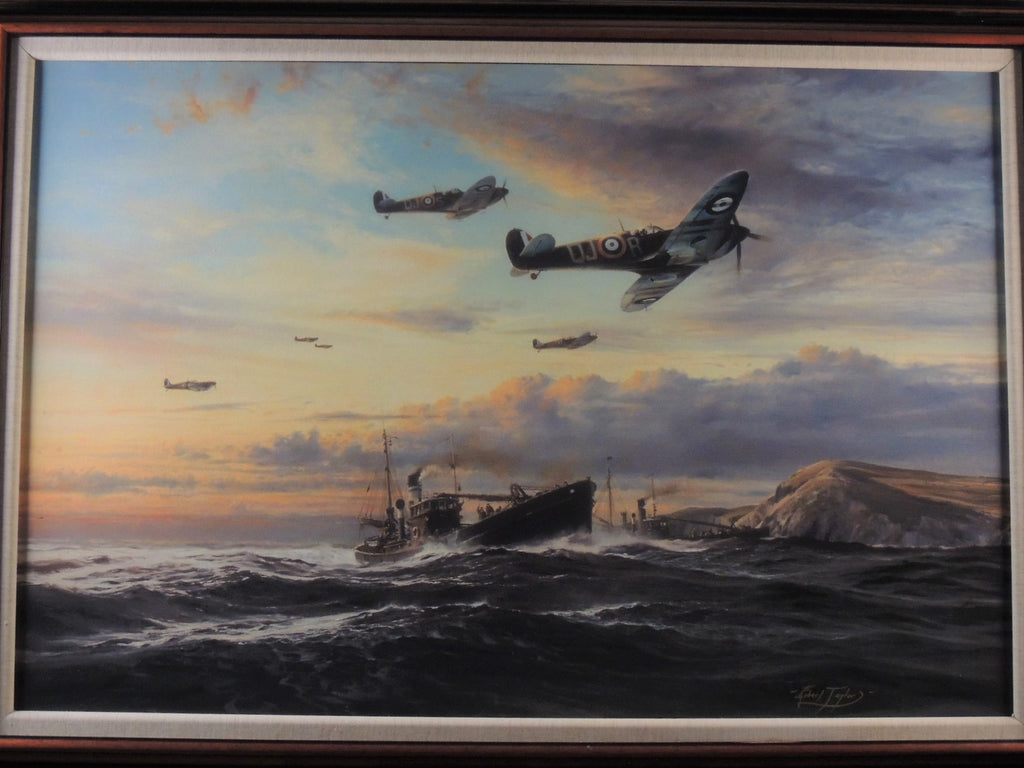 Return of the Few - Giclee by Robert Taylor