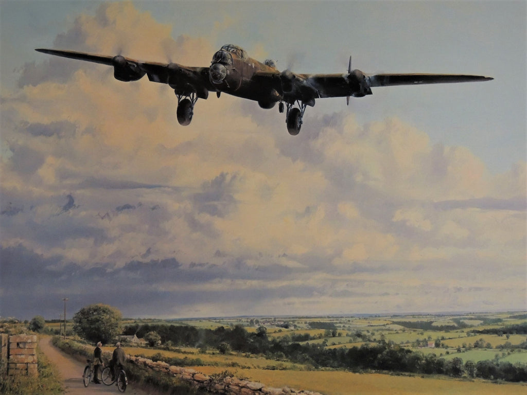 Early Morning Arrival by Robert Taylor