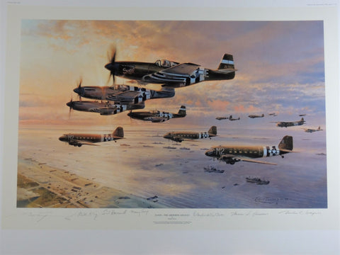 D-Day - The Airborne Assault by Rober Taylor